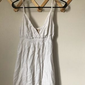 Faded Glory Originals White Summer Dress